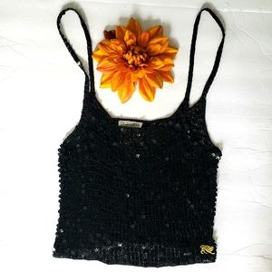 PARASUCO SEQUIN TANK TOP
